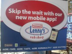 Lenny's #92