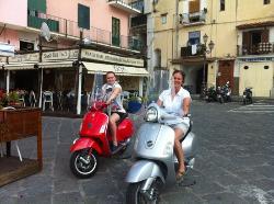 Vesparound in Italy