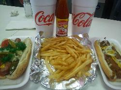 Cloo's Coney Island Hot Dogs