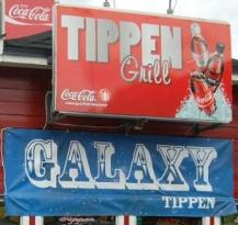 Tippen Galaxy Grill