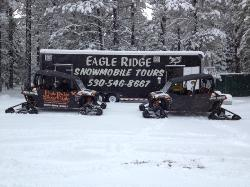 ‪Eagle Ridge Snowmobile Outfitters‬