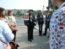 Walking The Spirit Tours of Black Paris Day Tours