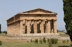 Templo de Neptuno, Paestum