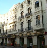 Centro Comercial Val General y Calle Ancha