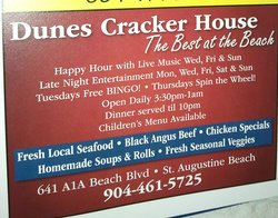 Dune's Cracker House