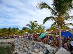 La Cruz de Huanacaxtle Mercado
