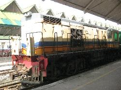 Yangon Circular Train