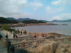 Guanyin Mountain of Zhoushan