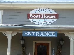 Puckett's Boat House