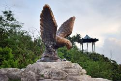 The Eagle Mounument