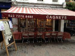 Cagney's Restaurant