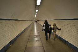 St. Anna's Tunnel / Pedestrians' Tunnel