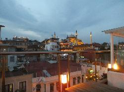 The Byzantium Terrace