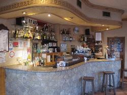 Café-Bar (Hostal Restaurante Santa Cruz)