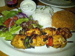 Hayes and Kebab