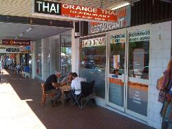 ‪Orange Thai Restaurant‬