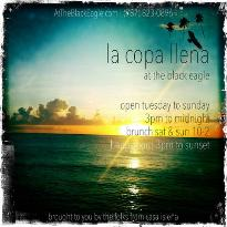 La Copa Llena at The Black Eagle
