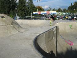 Cradle Skatepark