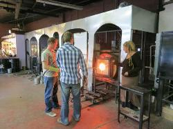 Soulshine Arts Hot Glass Studio and Gallery