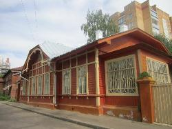 Alexander Arbuzov and Boris Arbuzov Memorial House