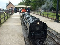 The Stapleford Miniature Railway