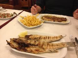 Restaurante o Carvoeiro de Palma