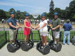 ‪Private DC Segway Tours‬