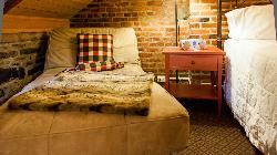 Superior room in the attic
