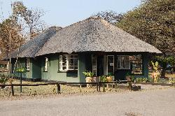 Hwange Main Camp