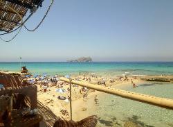 Playa de Cala Compte
