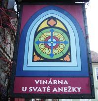Vinarna U Svate Anezky