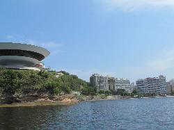 Rio on a Boat