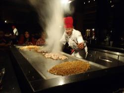 restaurante oriental - festival teppanyaki