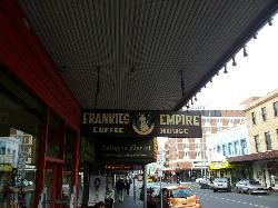 Frankies Empire Coffee House