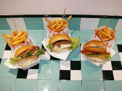 Go Go Burger