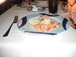 Shrimp App so good! Las Olas