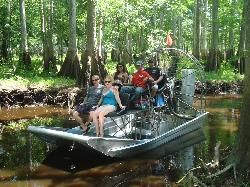 Switchgrass Outfitters & Airboat Tours