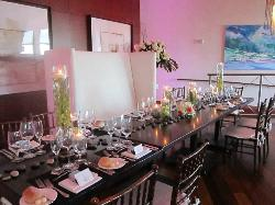 3800 Ocean is available for Private Weddings and Special Events- Semi Private Dinning Area