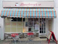 Strawberry's Cafe