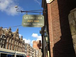 La Fruteria juice bar