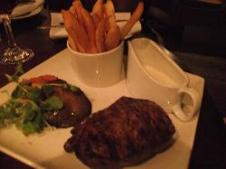 The Lincoln Grille at the White Hart Hotel