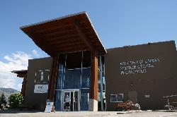 British Columbia Visitor Centre at Osoyoos