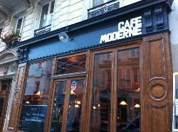 Cafe Moderne