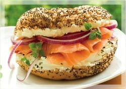 Hot Bagels & Deli