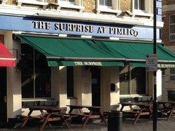 Surprise at Pimlico