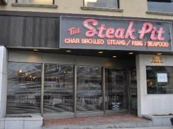 Steak Pit Dining Room