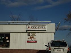 Trio Pizza