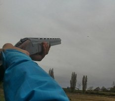 Frock Stock and Barrel Clay Pigeon Shooting School