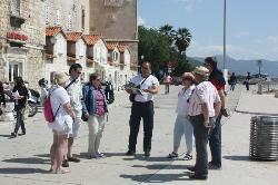Trogir Walking Tour