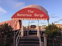 Battersea Barge Bistro
